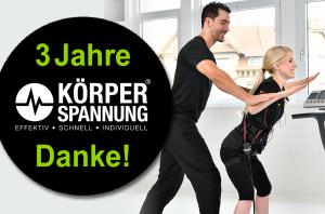 3 Jahre Körperspannung Kirchheim!
