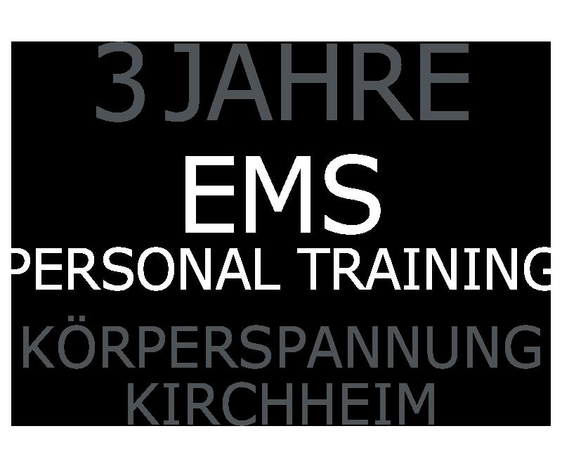 3 Jahre 3 Jahre Körperspannung Kirchheim!