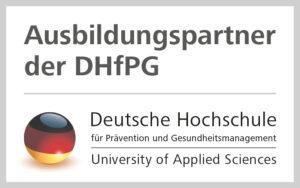 Wir sind Ausbildungspartner der DHfPG!